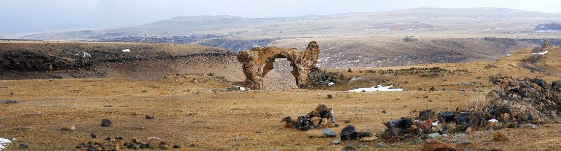 The border of Armenia and Turkey via Flickr - Sedrak Mkrtchyan