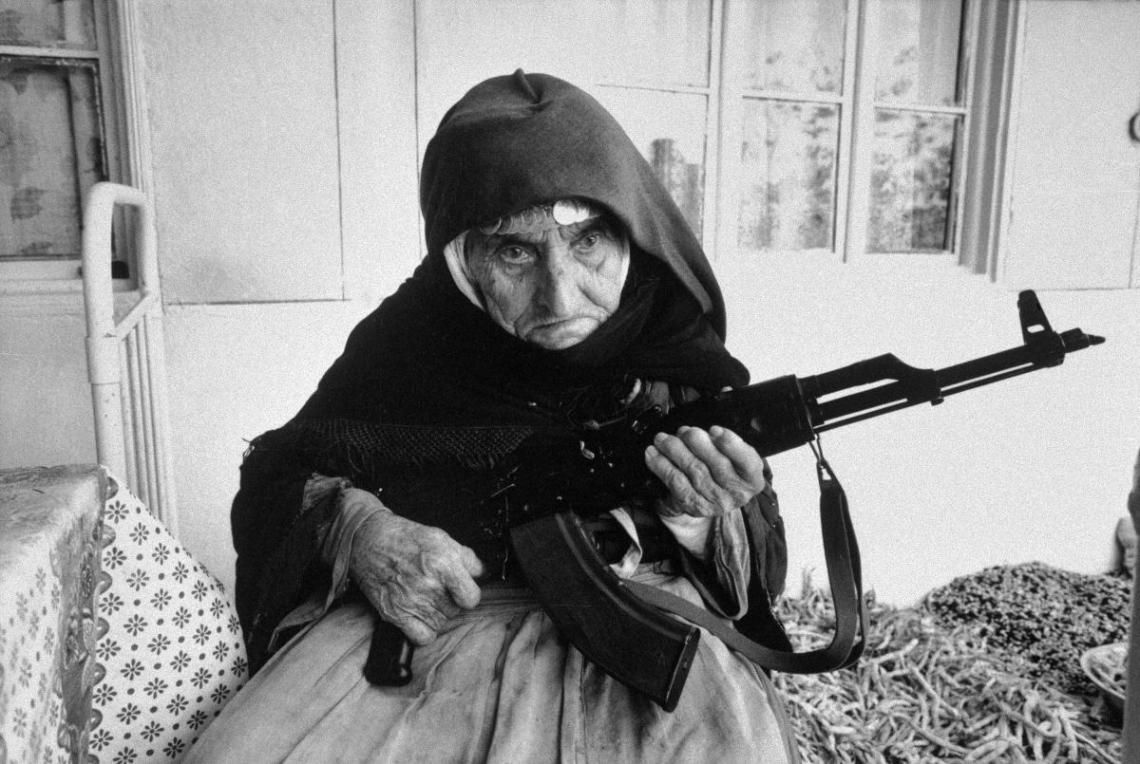 Armenia: The Elderly and War