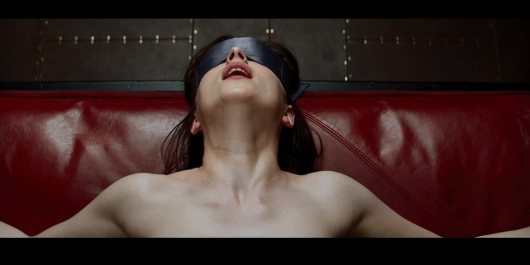 50 Thoughts While Watching Fifty Shades OfGrey