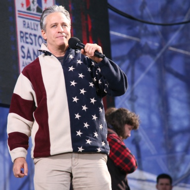 9 Stages Of Grief Over Jon Stewart Leaving 'The Daily Show'