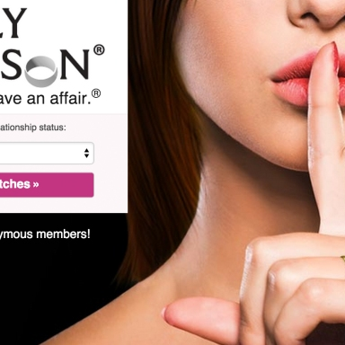 About The Time I Got Bored And Made A Profile On Ashley Madison