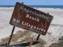 Early July 74 July 1 unprotected beach