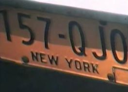 Early July 74 July 7 nys license plate