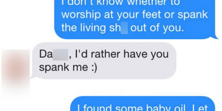 Here Are 6 Conversations I Had On Tinder Using Only Quotes From Fifty Shades Of Grey