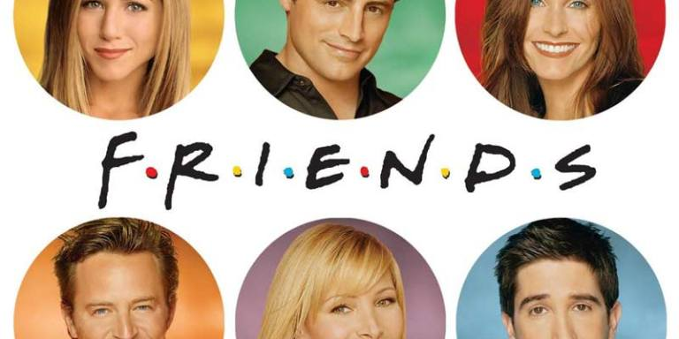 Dating Lessons We Can Learn From The Cast Of'Friends'