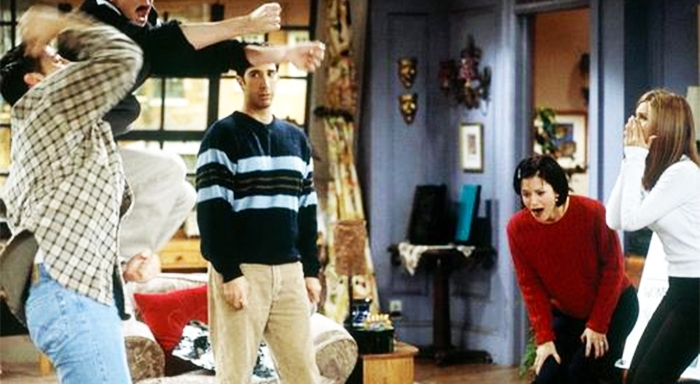 23 Annoying Things You Realize When You Rewatch Friends As AnAdult