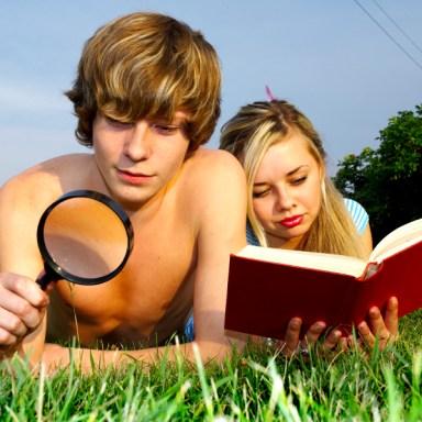 What Are We Rewarding In Children's Literature? (#GuysDoRead)