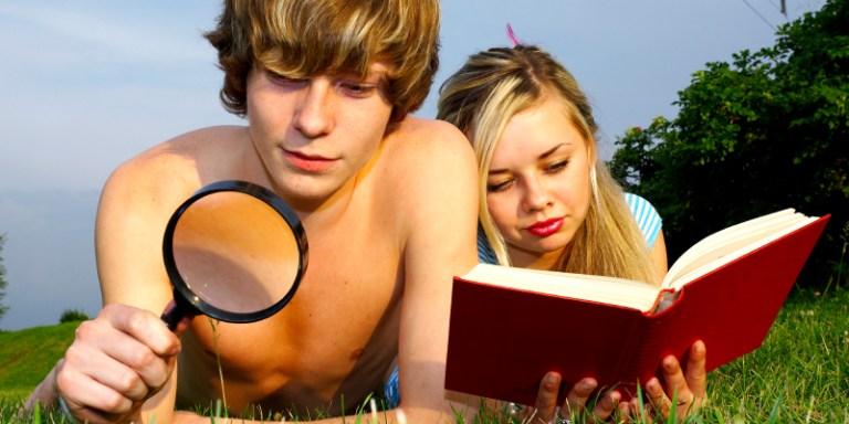 What Are We Rewarding In Children's Literature?(#GuysDoRead)