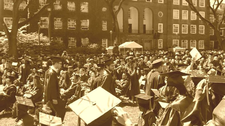 June early 74 BC commencement