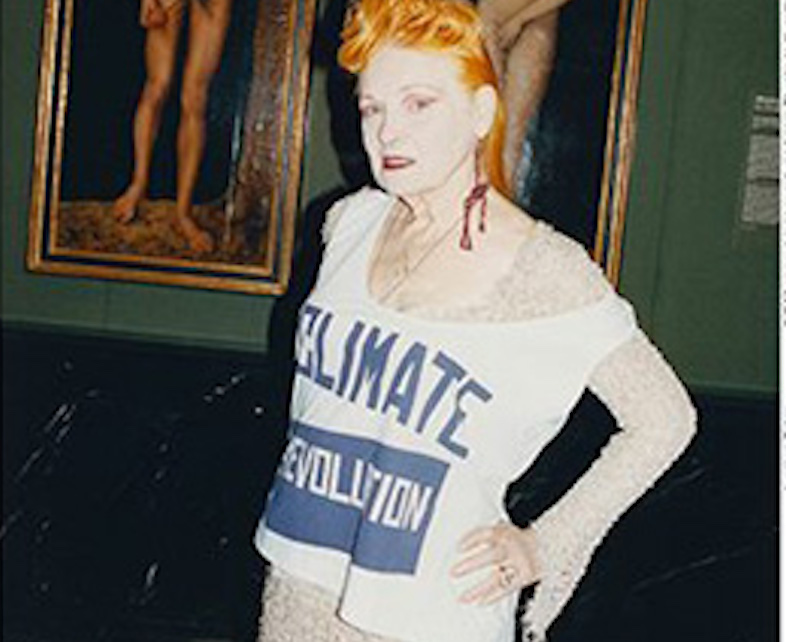 Vivienne Westwood spring 2013 campaign.