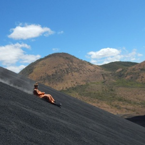 Volcano Boarding Might Just Be One Of The More Insane Things I've Done
