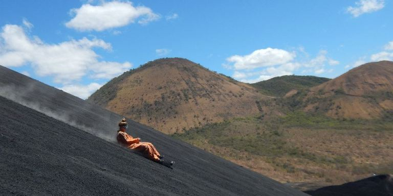 Volcano Boarding Might Just Be One Of The More Insane Things I'veDone