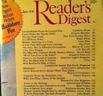 late june 74 june 24 reader's digest