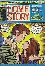 late june 74 june 30 marvel romance
