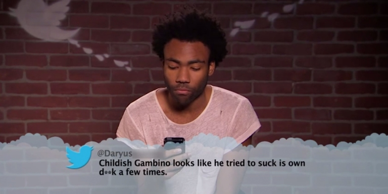 Here's Drake, Iggy, Childish Gambino And Other Musicians Reading Mean Tweets AboutThemselves
