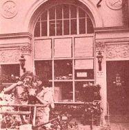 mid-june 1974 florist shop montague st