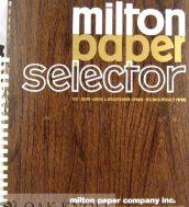 milton paper