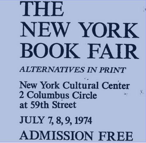 ny book fair