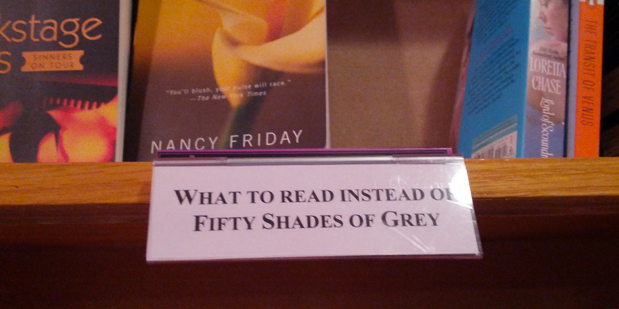 12 Questions I Have About '50 Shades OfGrey'