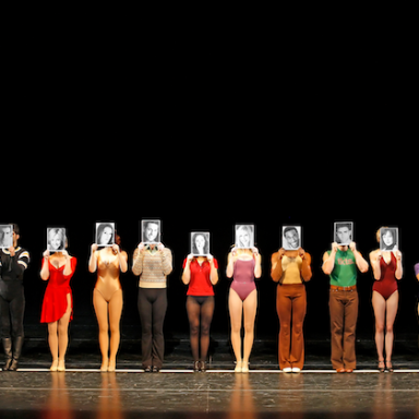 30 Thoughts Every Musical Theatre Actress Has Before, During, And After An Audition