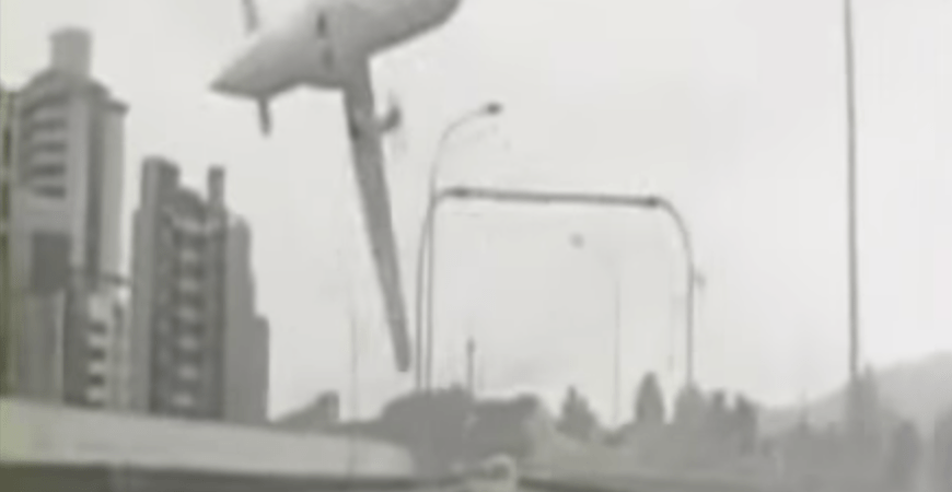 Y'all See This F*cking Video Of The Taiwan Plane?