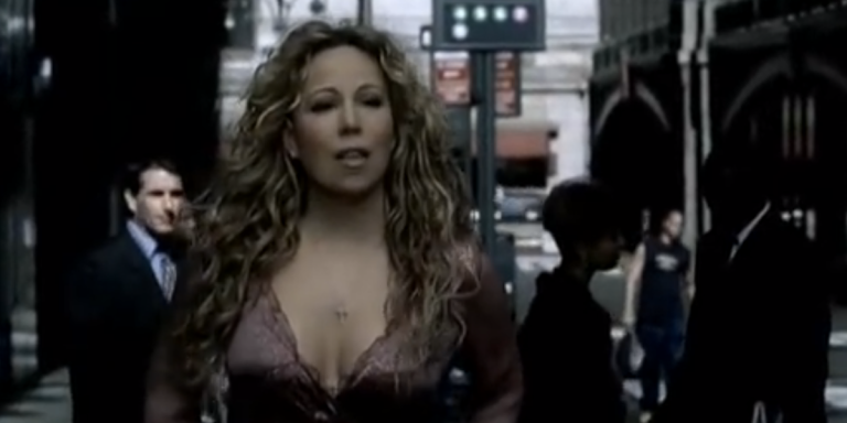 The 8 Stages Of Your Relationship, Told By Mariah CareySongs