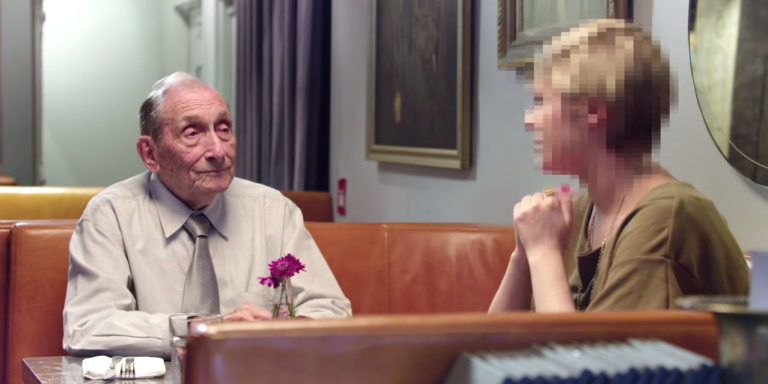 Watch This 89-Year-Old Grandfather Navigate The Wonderful World OfTinder