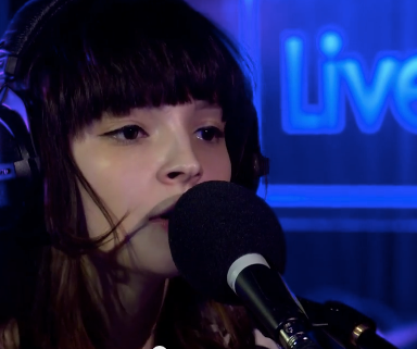 """CHVRCHES Cover """"Cry Me A River"""" And It Is Everything"""