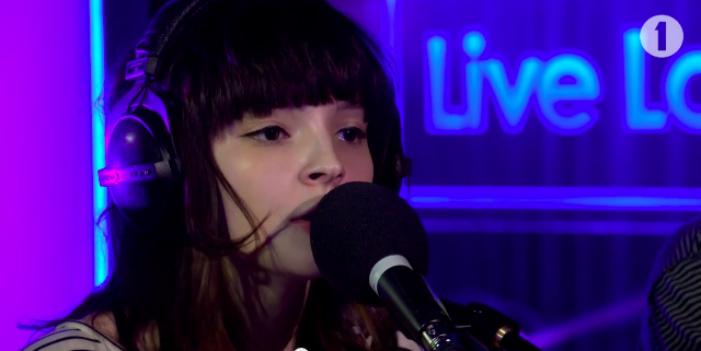 "CHVRCHES Cover ""Cry Me A River"" And It Is Everything"