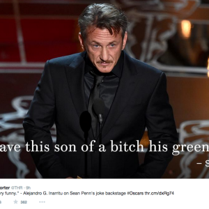 The Problem With The Politics Of Hollywood, As Demonstrated By The Oscars
