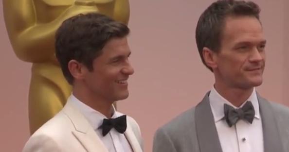 YouTube / 2015 Oscars