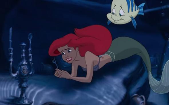 Amazon / The Little Mermaid