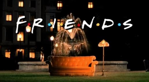 Amazon / Friends