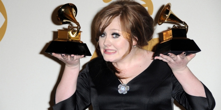 Wow. I Can't Believe How Racist The Grammys Are Going ToBe