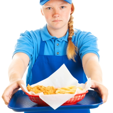 Do You Want Fries With That?: The Life And Times Of A Server
