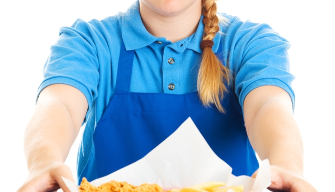 Do You Want Fries With That?: The Life And Times Of AServer