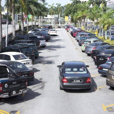 The 7 Deadly Sins Of The Parking Lot