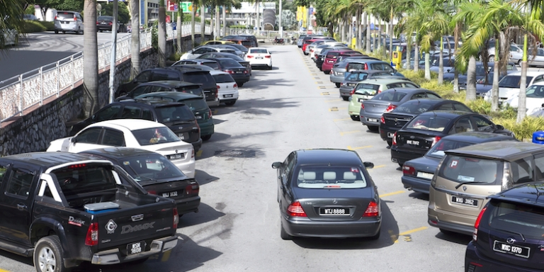 The 7 Deadly Sins Of The ParkingLot