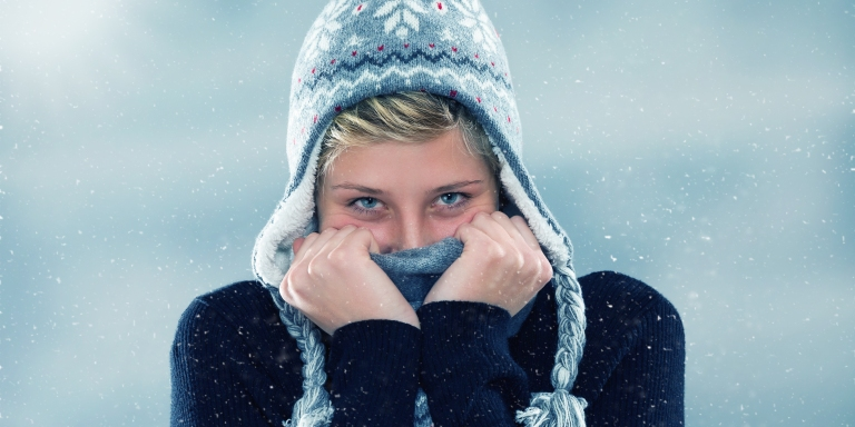 4 Struggles Every Girl Faces Waking Up In A Bitter ColdWinter