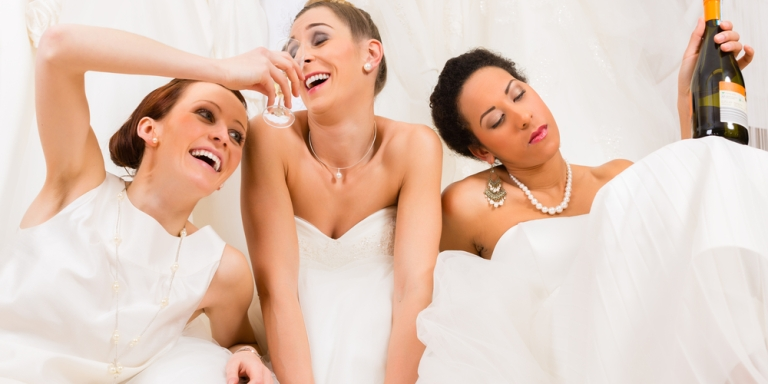15 Ridiculous Ways To Totally Trash Weddings (While In A DrunkenStupor)