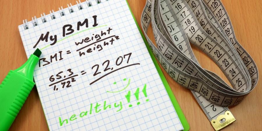 The BMI Is KindaDumb