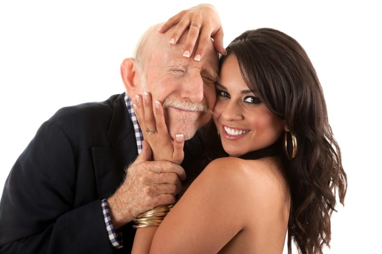 Dating an older guy