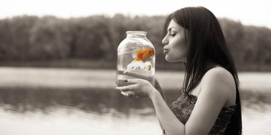 4 Ways Humans Flirt LikeFish