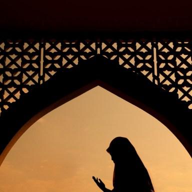 My Hijab Feels As Heavy As My Heart
