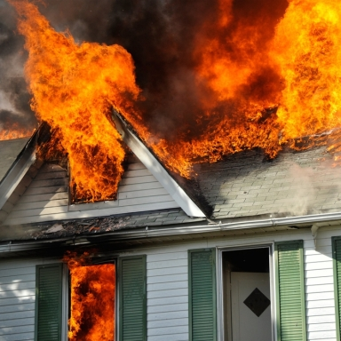 When Fire Takes Your Home
