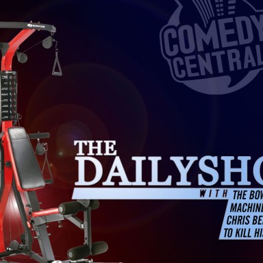 Wow. The Daily Show Chose The Most White Male Privilege Host Possible