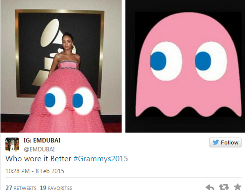 38 Hilarious Tweets About The Grammys From LastNight