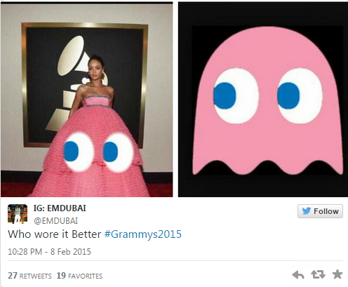 38 Hilarious Tweets About The Grammys From Last Night