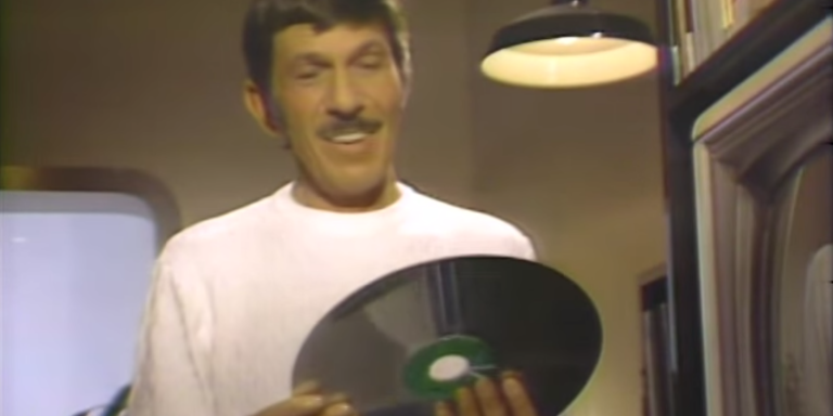 13 Little Known Leonard Nimoy Projects That Prove He Could And Would Do Anything