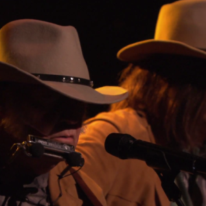 Two Neil Youngs Performed 'Old Man' On The Tonight Show And It's Actually Amazing